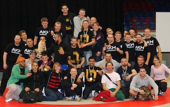 Hilti BJJ Stockholm anordnar ADCC-träningsläger i september