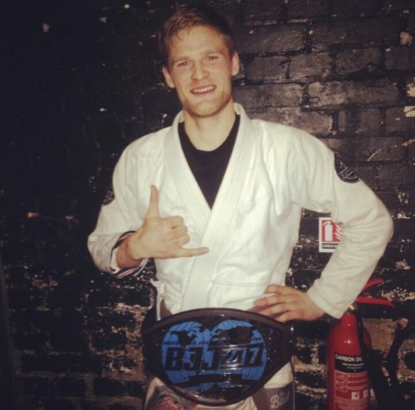 Sebastian Brosche vann Toukon Challenge Brown Belt Middle Weight GP & super fight