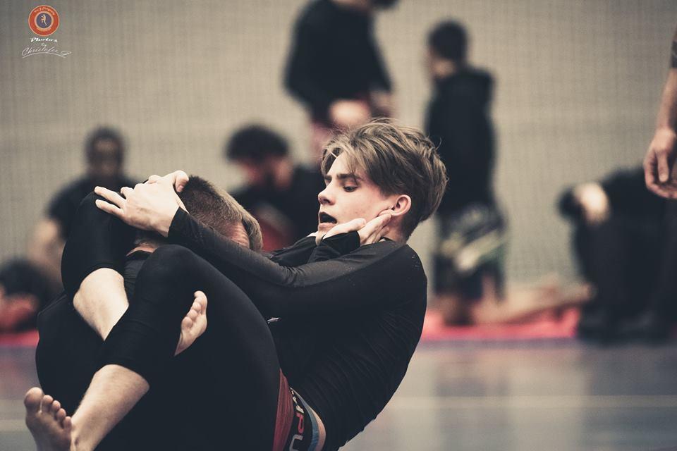 Helgens tävling: ADCC Tournament 2 i Eskilstuna