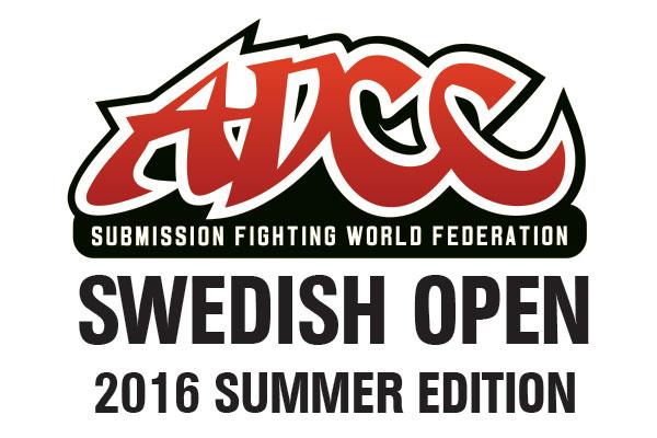 Resultat ADCC Swedish Open 2016 – Summer Edition